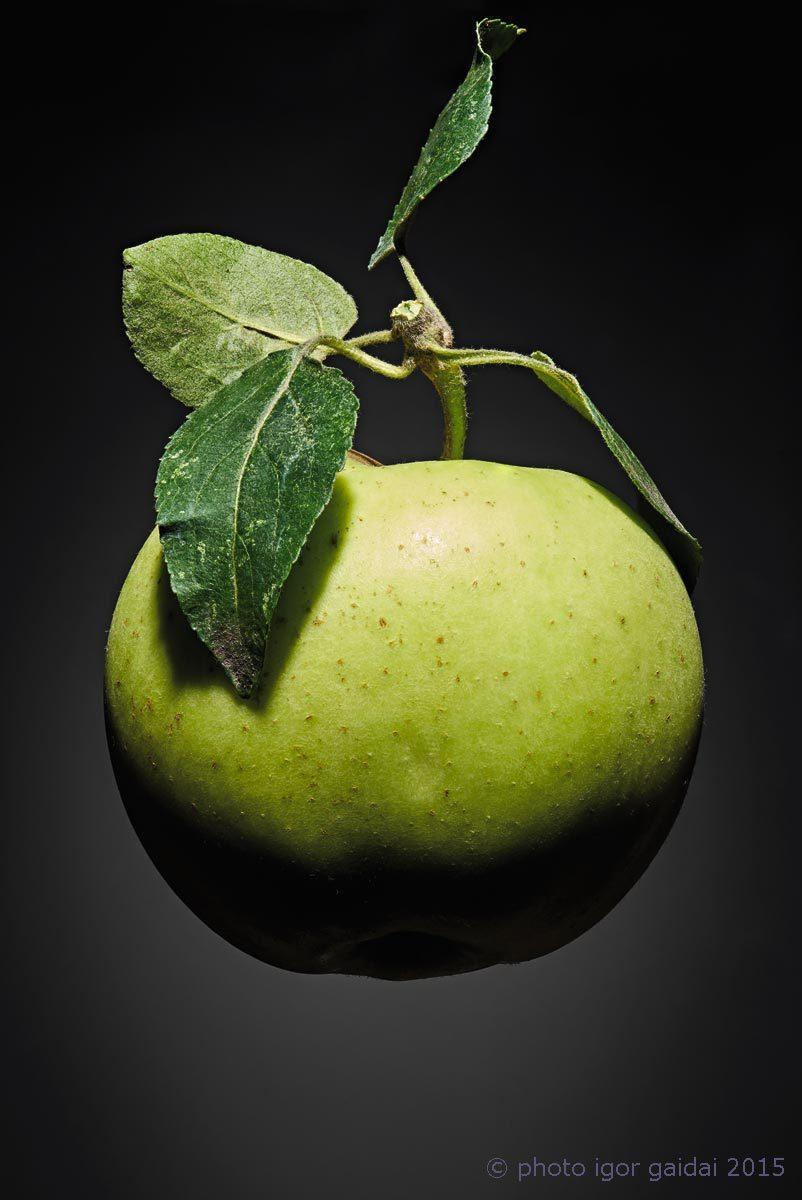 apple_green_leaf_